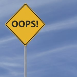 Your Business Can Improve by Admitting to Mistakes