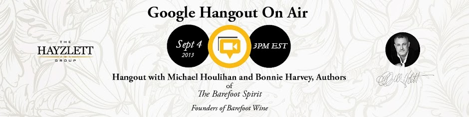 Google Hangout with Jeff Hayzlett