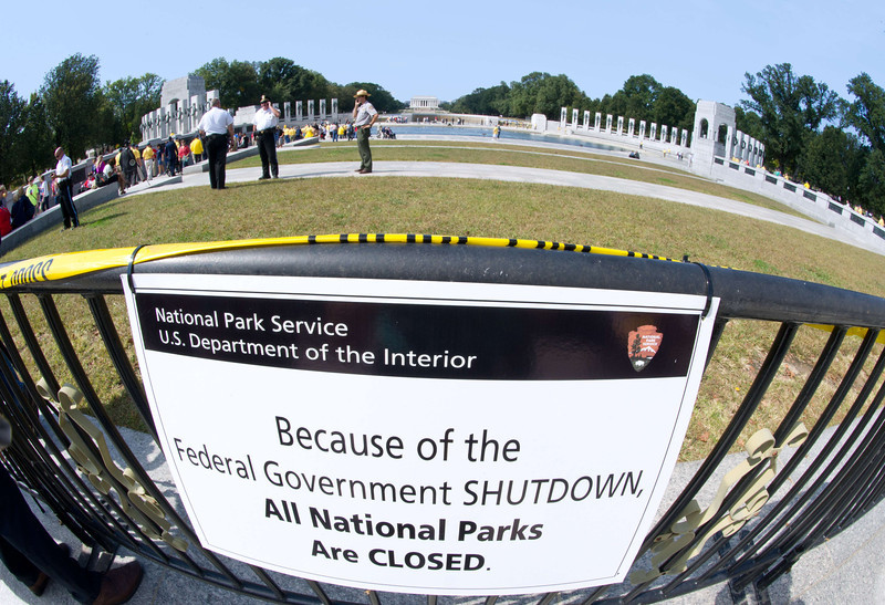 The Shutdown Hurts Small Business and Start-Ups