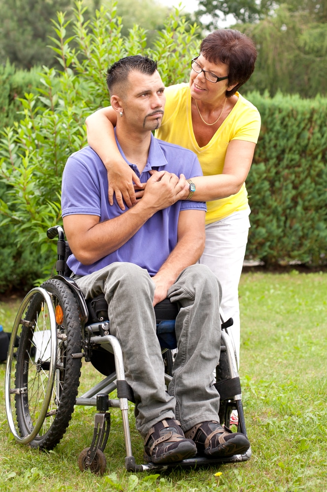 The Families of Disabled Veterans Have Double and Triple Duty