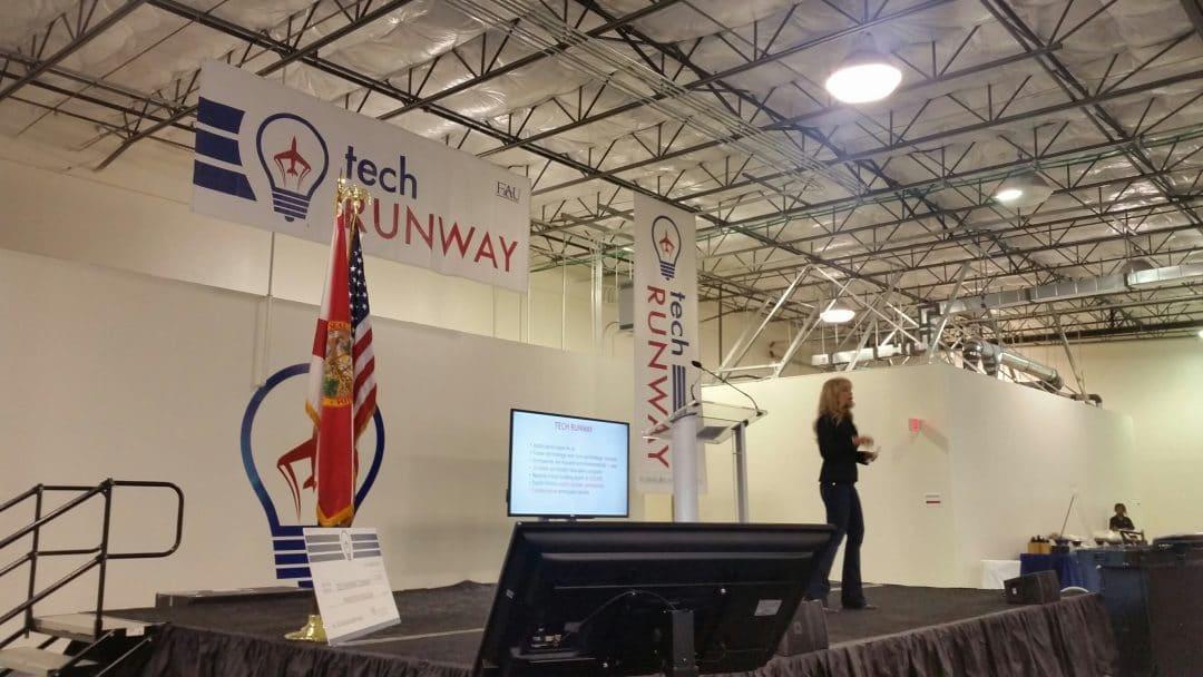 Florida Atlantic University's Tech Runway Takes Flight