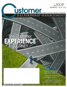 Customer Relationship Management Magazine