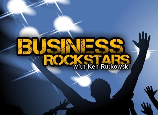 Business Rockstars Interview with Ken Rutkowski