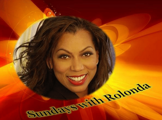 Sundays with Rolonda Interview