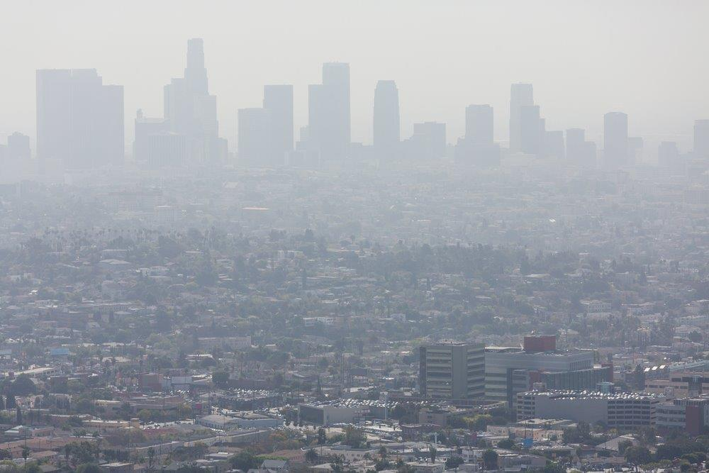 Asia's Ozone is Polluting Western US