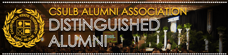 CSULB Alumni Association Distinguished Alumni