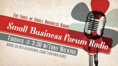 Small Business Forum Radio Interview