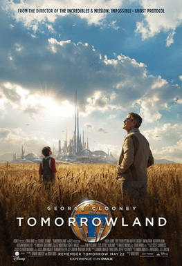 """Tomorrowland"" Pitches Optimism Over Pessimism"
