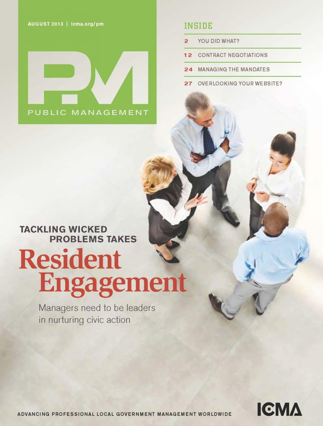 Make Your Workplace More Enjoyable – Public Management Magazine