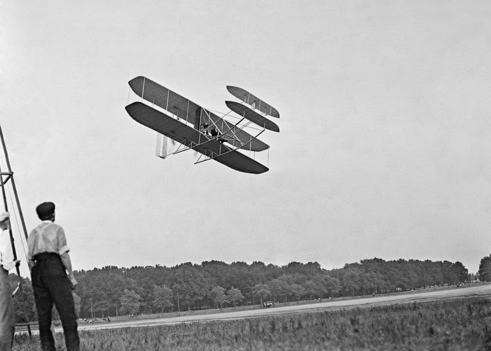 The Wright Brothers Followed Guiding Principles for Success