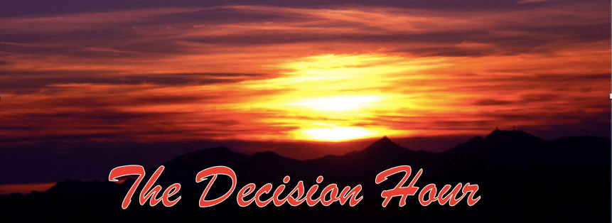 The Decision Hour Radio Interview