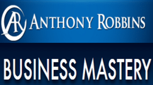 Tony Robbins Business Mastery Webinar