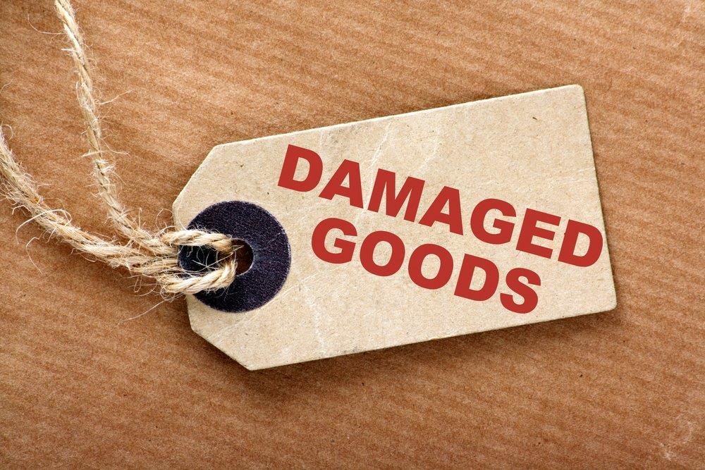 "Label Damage Screams ""Damaged Goods"" to Your Customer"