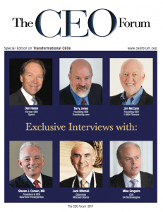 CEO Forum – Seven Lessons for Entrepreneurs