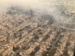 Did Global Warming Cause the Wine Country Fire Storms?