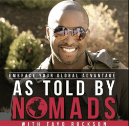 As Told By Nomads Interview with Tayo Rockson