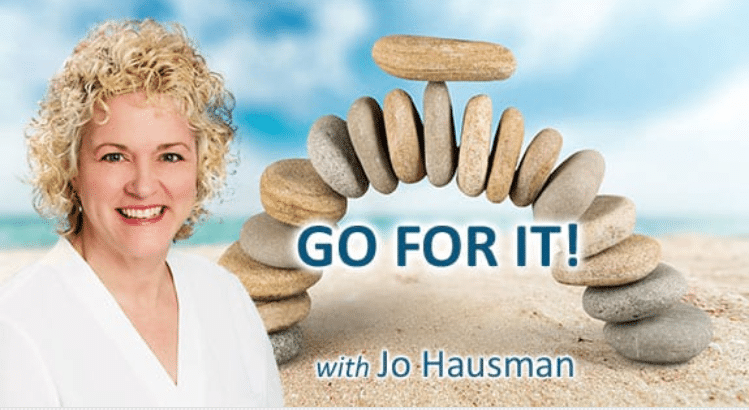 Go For It Interview with Jo Hausman