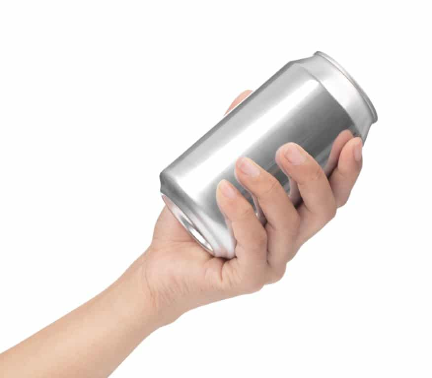 Would You Drink Water Out of a Can?