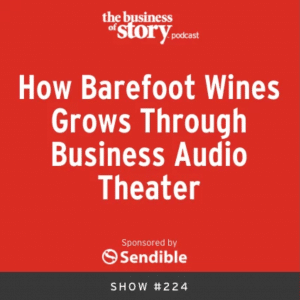 Business of Story Podcast with Park Howell