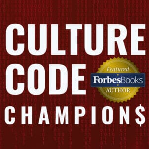 Culture Code Champions Podcast